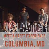July 7 - Meet & Greet Experience - Columbia, MD