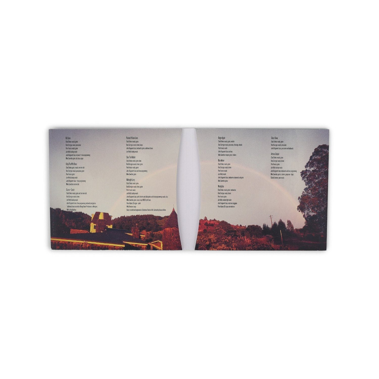 'America, Location 12' CD + MP3 Download