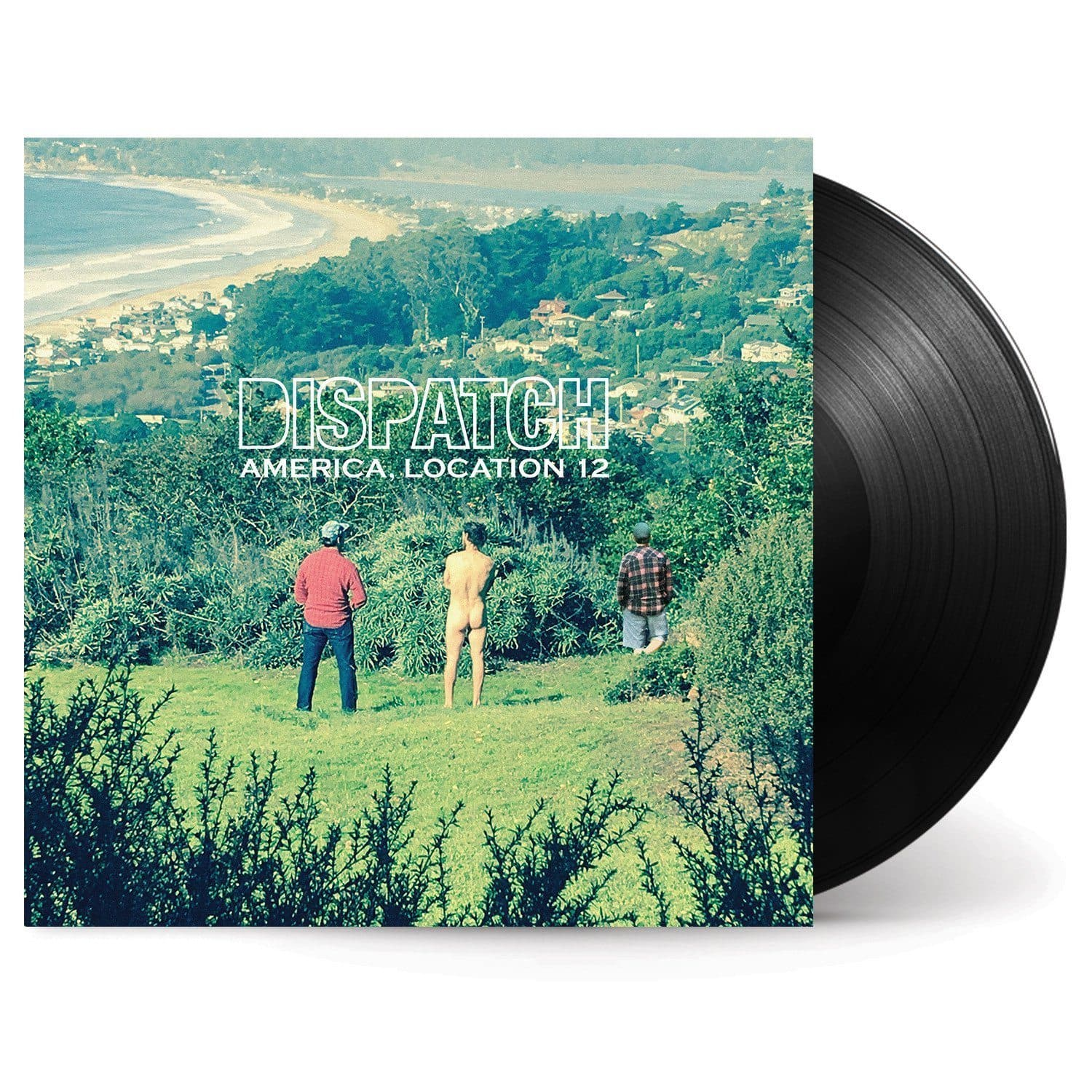 'America, Location 12' Vinyl LP + MP3 Download