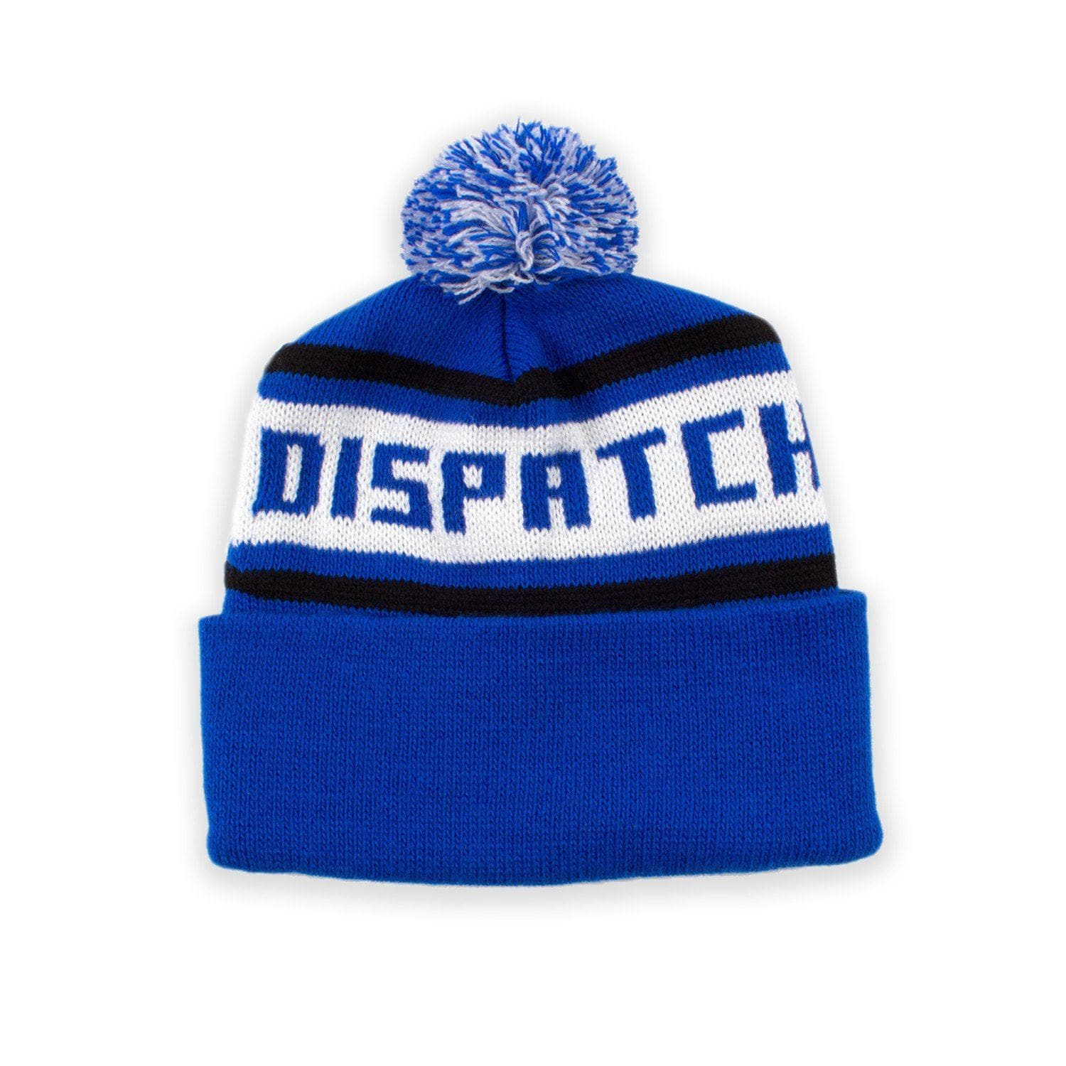 'Dispatch' Pom Beanie