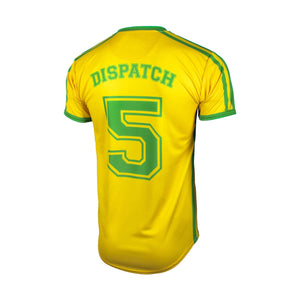 Dispatch 'Brazil' Soccer Jersey