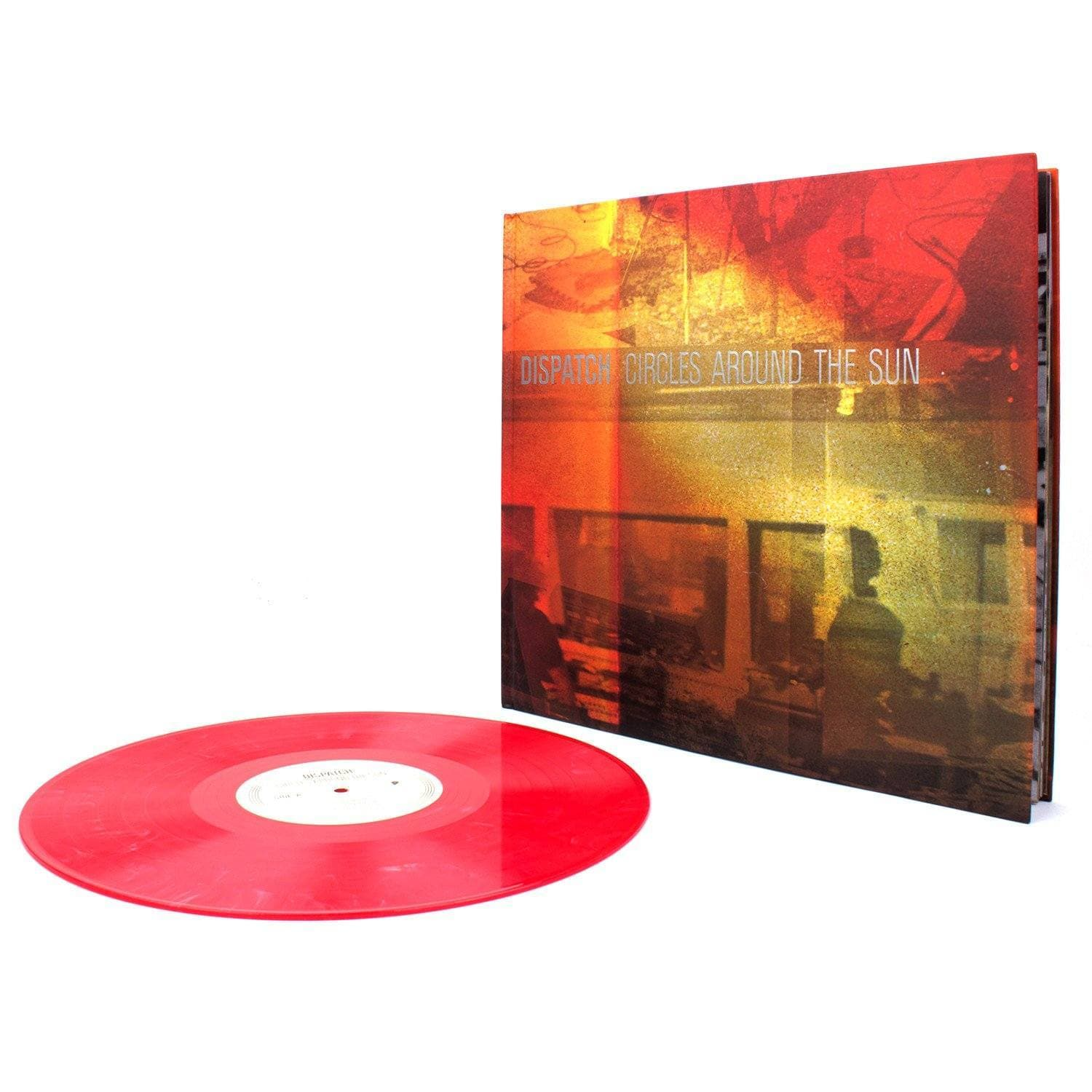 'Circles Around The Sun' Deluxe Edition Red Vinyl