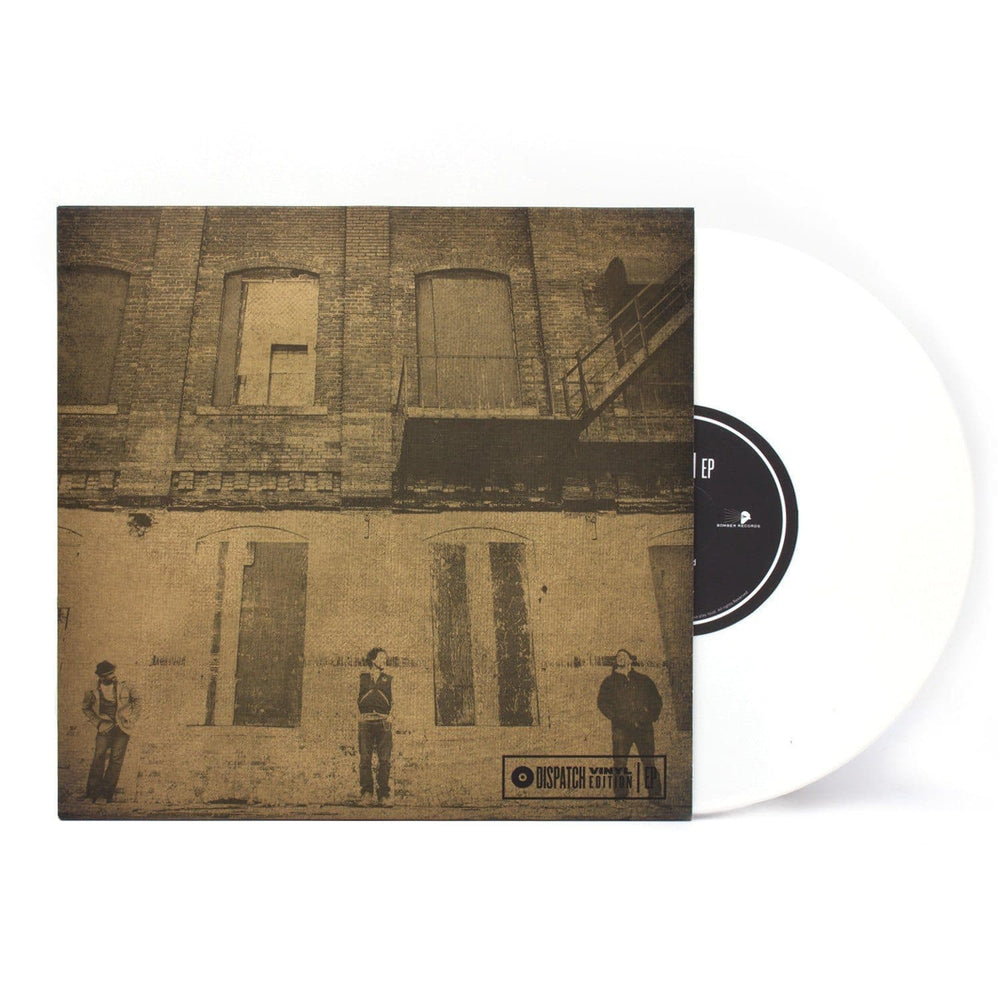 'Dispatch EP' White Vinyl