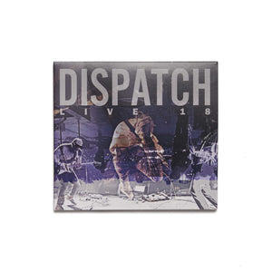 Dispatch 'Live 18' Live CD