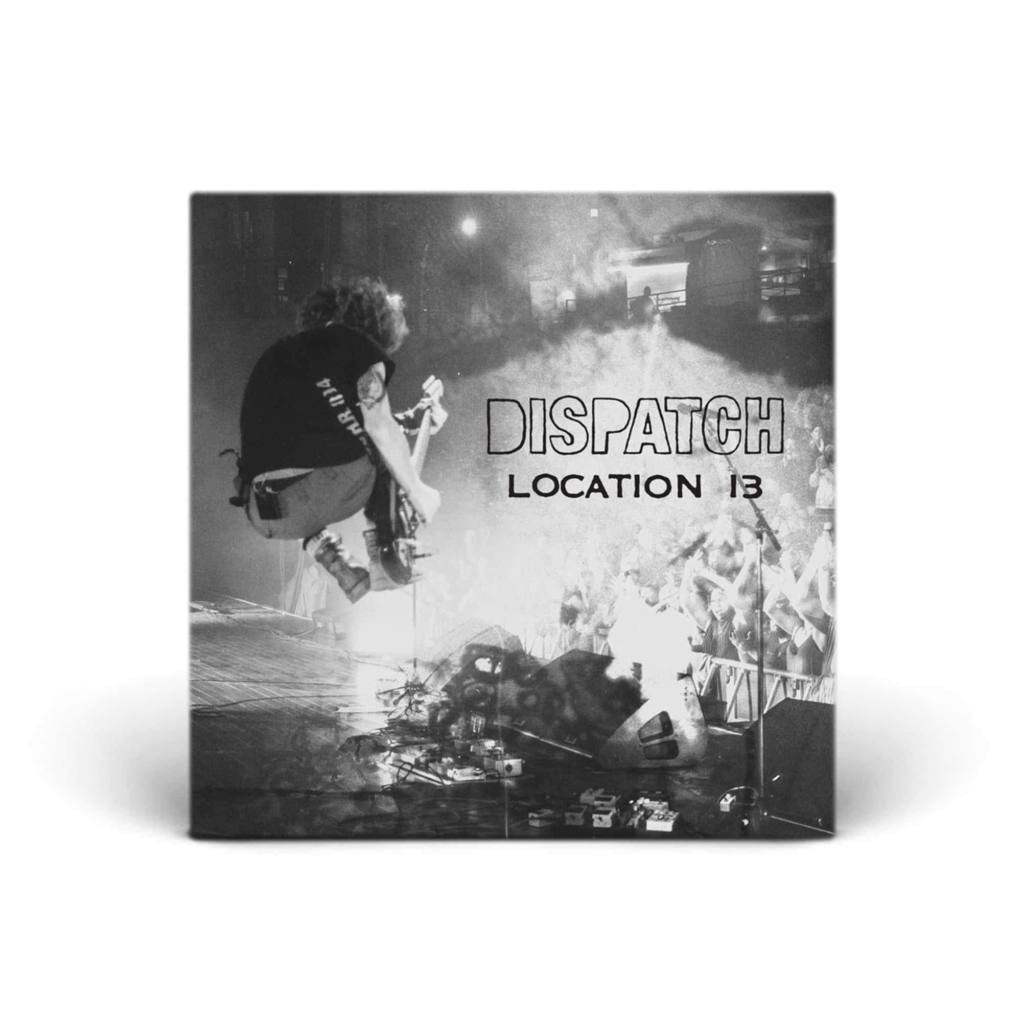 'Location 13' Standard Vinyl LP