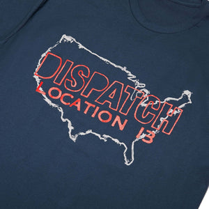 'Location 13' T-Shirt