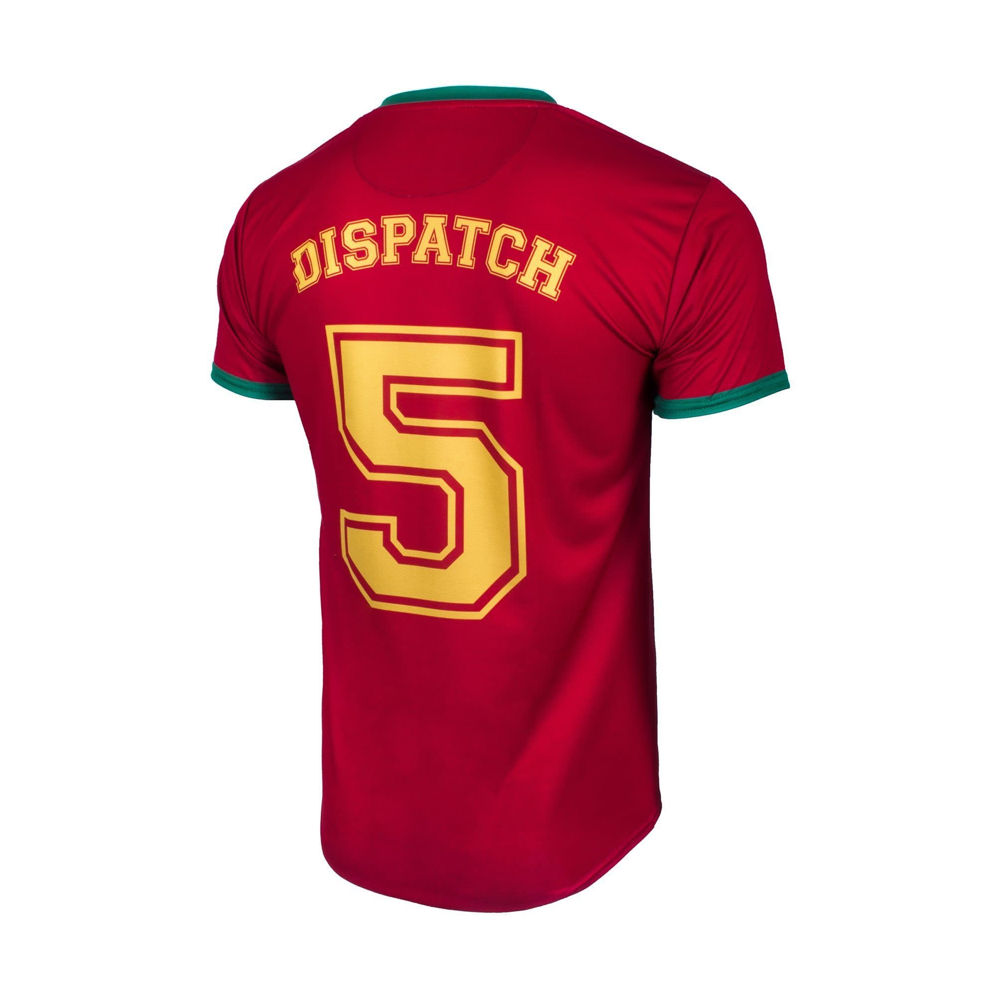 Dispatch 'Portugal' Soccer Jersey