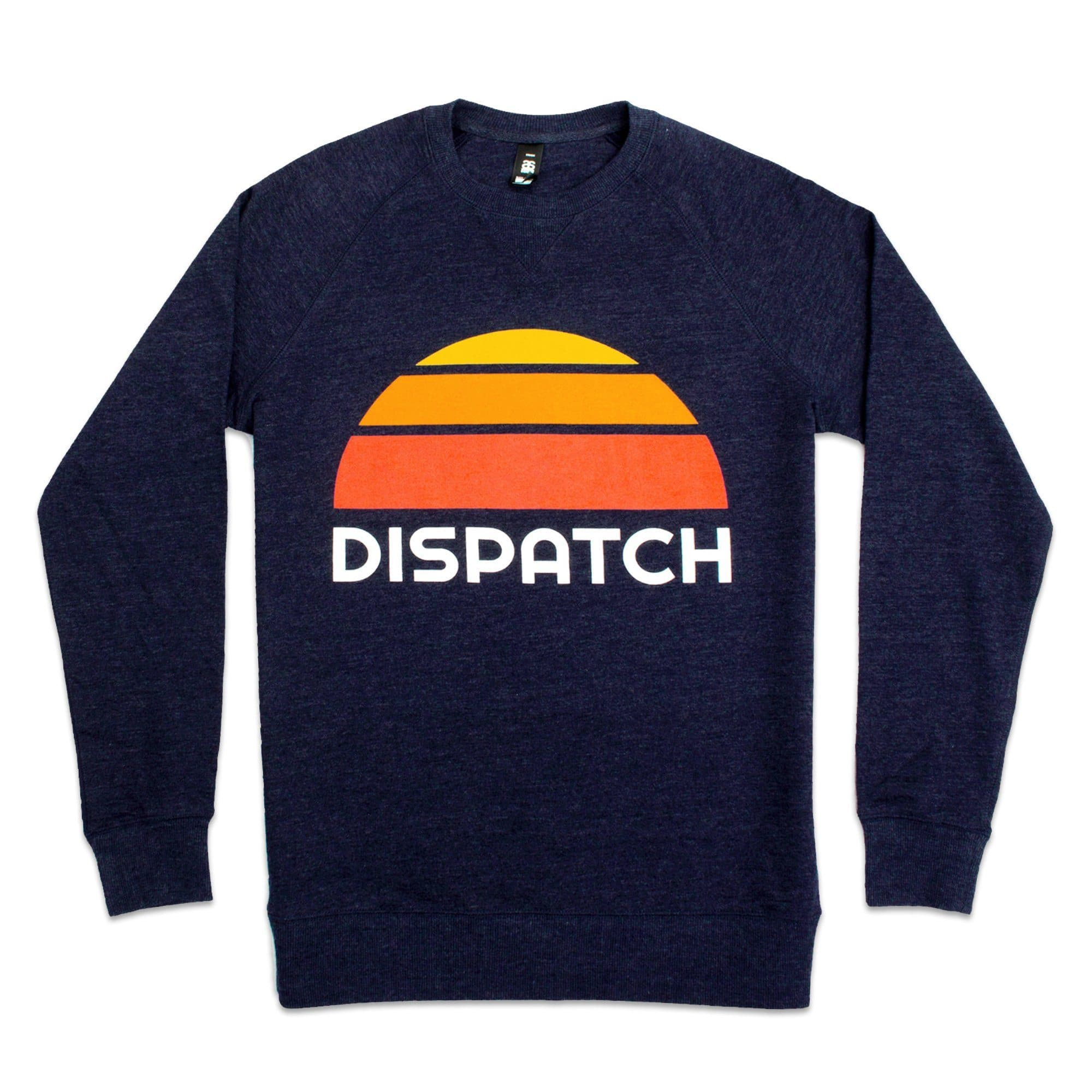 'Sunset' Crewneck Sweater