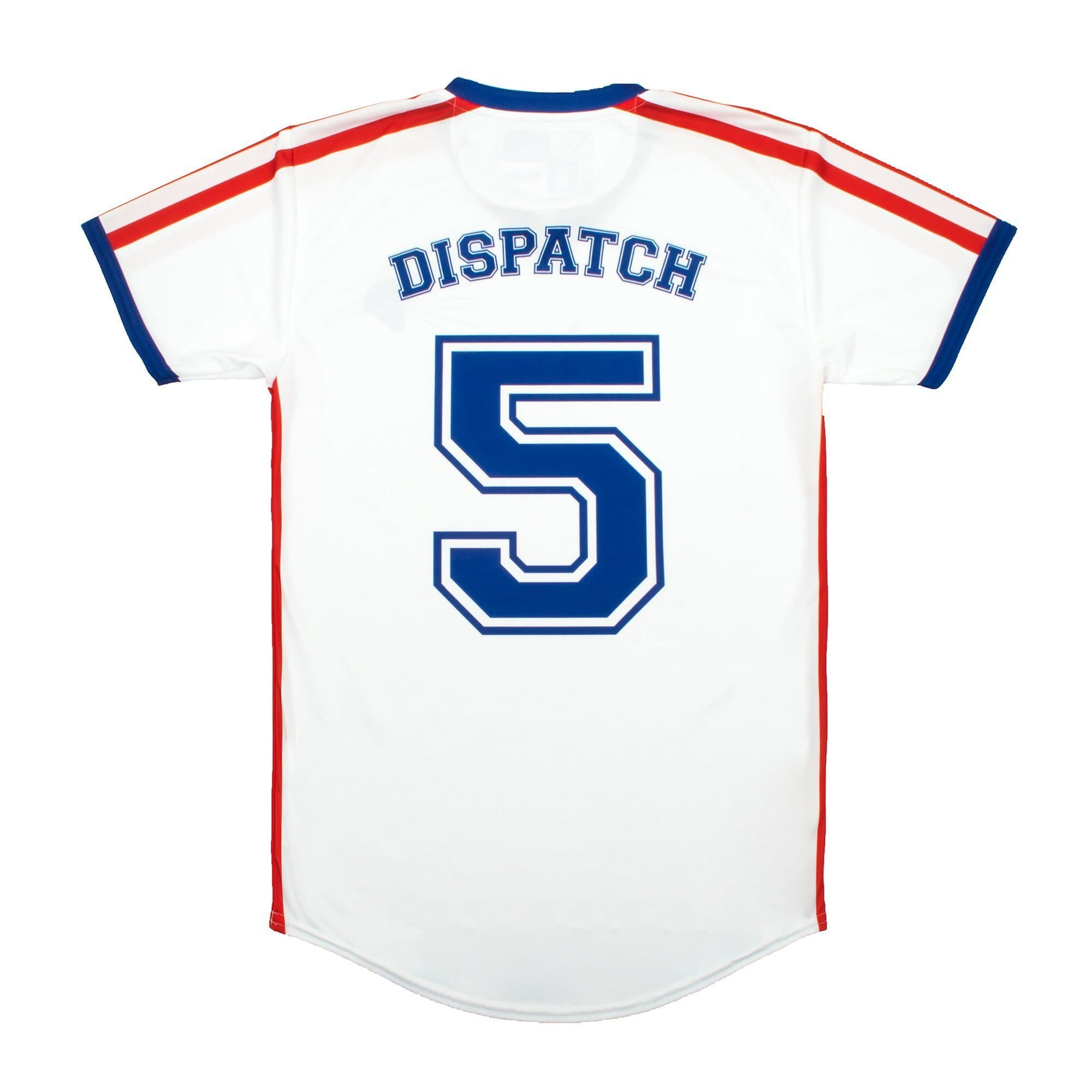 Dispatch 'USA' Soccer Jersey
