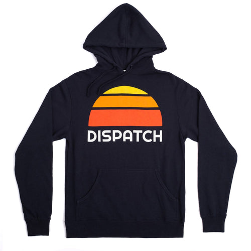 'Sunset' Pull Over Hoodie