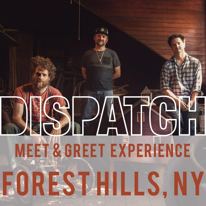 July 6 - Meet & Greet Experience - Forest Hills NY