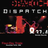 'Four-Day Trials' Red Vinyl