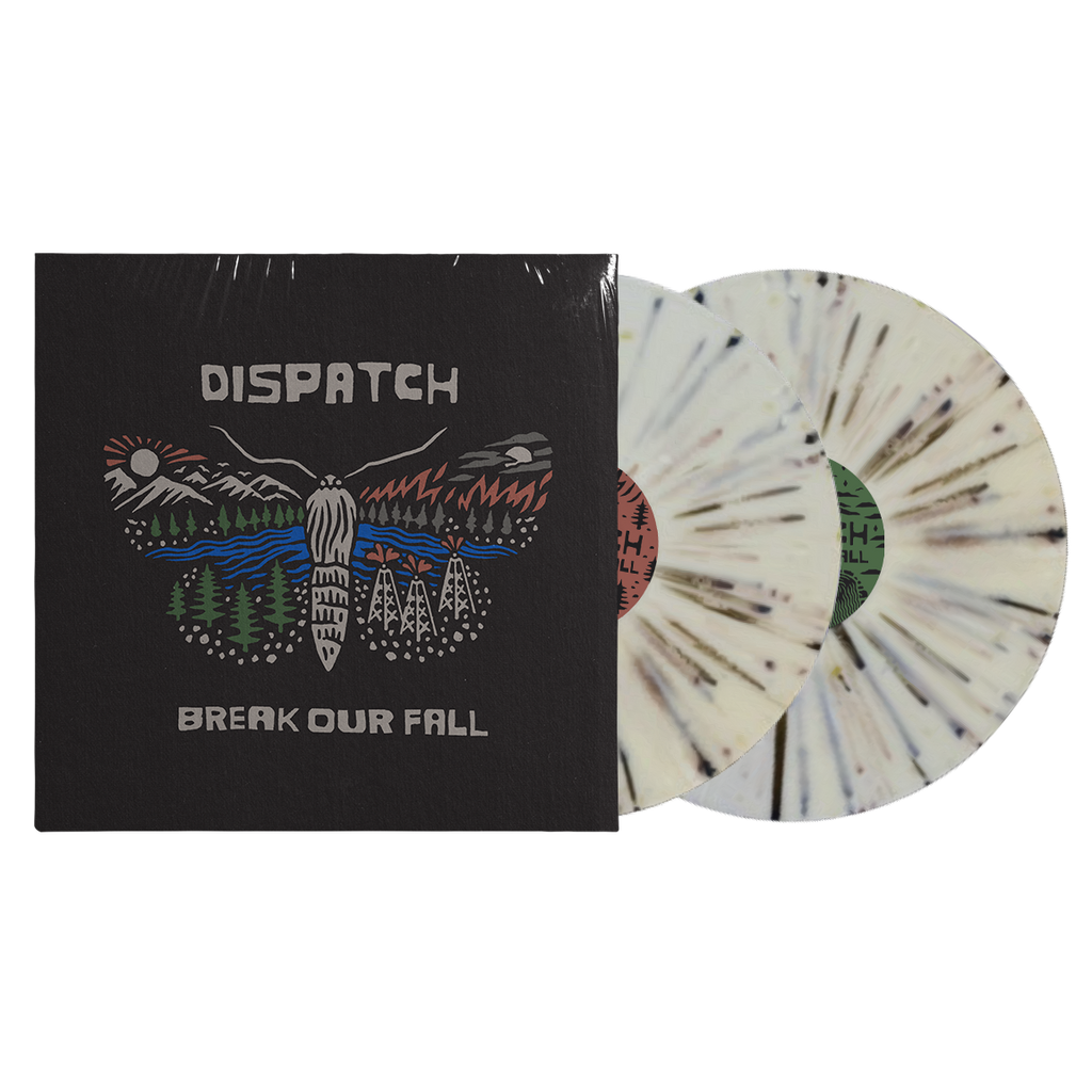 Break Our Fall Deluxe Vinyl - Preorder