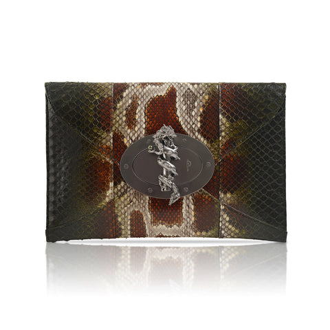 DRAGON Envelope Clutch