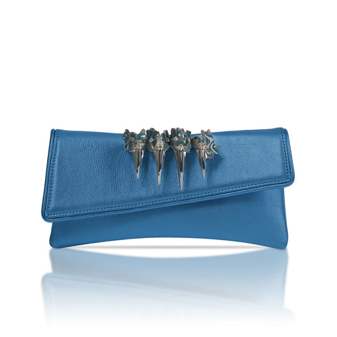CLAW RINGS Envelope Clutch