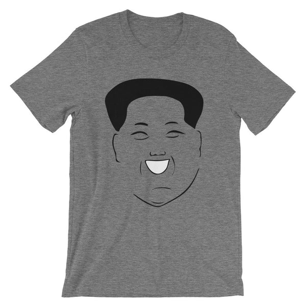 Kim Jong Un-isex short sleeve t-shirt (you get it...UN)