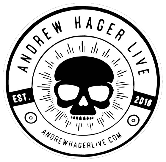 ANDREW HAGER LIVE