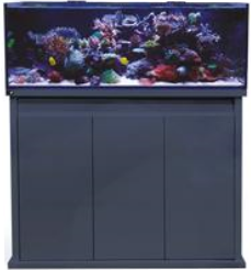 D-D REEF-PRO 1200 Aquarium - Black | Deep Blue Aquatics