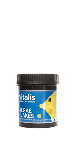 Vitalis Algae Flakes - 15g | Deep Blue Aquatics