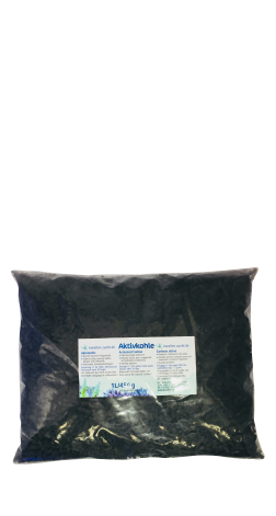 Korallen Zucht Aktivkohle (Activated Carbon) - 1L/450g | Deep Blue Aquatics