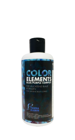 Fauna Marin Color Elements Blue/Purple Complex - 250ml | Deep Blue Aquatics