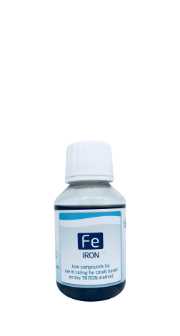 Triton Iron (Fe)- 100ml | Deep Blue Aquatics