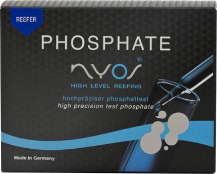 NYOS Phosphate (PO4) Test Kit | Deep Blue Aquatics
