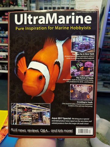 UltraMarine Magazine - Issue 67 | Deep Blue Aquatics