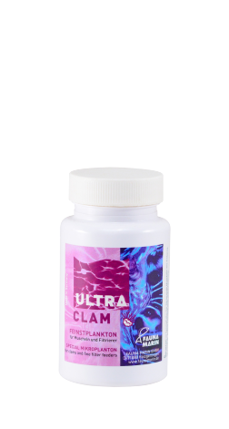 Fauna Marin Ultra Clam 100ml | Deep Blue Aquatics