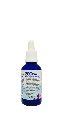 Korallen Zucht ZEObak - 50ml | Deep Blue Aquatics