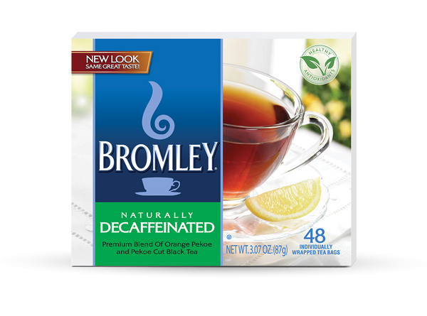 Naturally Decaffeinated Tea