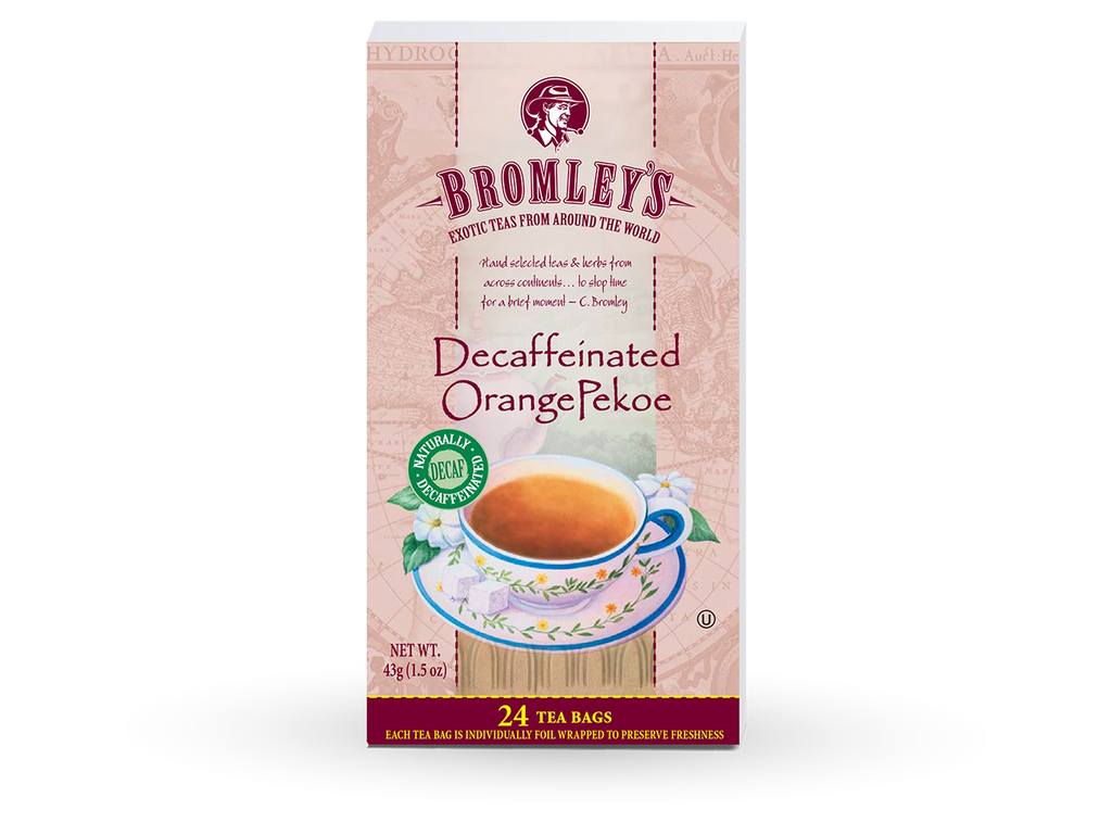 Decaffeinated Orange Pekoe Tea