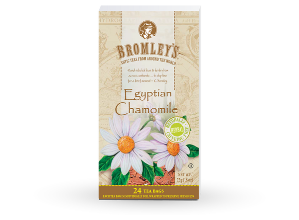 Egyptian Chamomile Tea