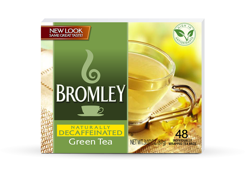 Naturally Decaffeinated Pure Green Tea
