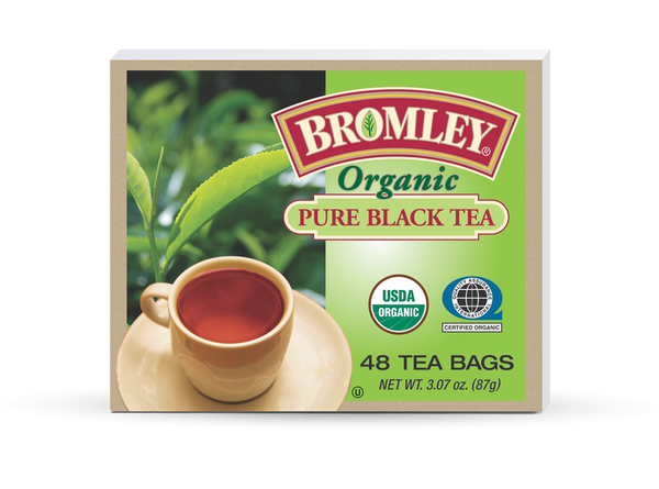 100% Organic Pure Black Tea