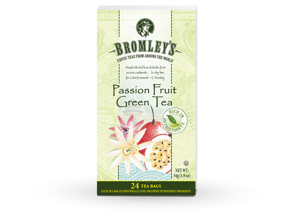 Passion Fruit Green Tea