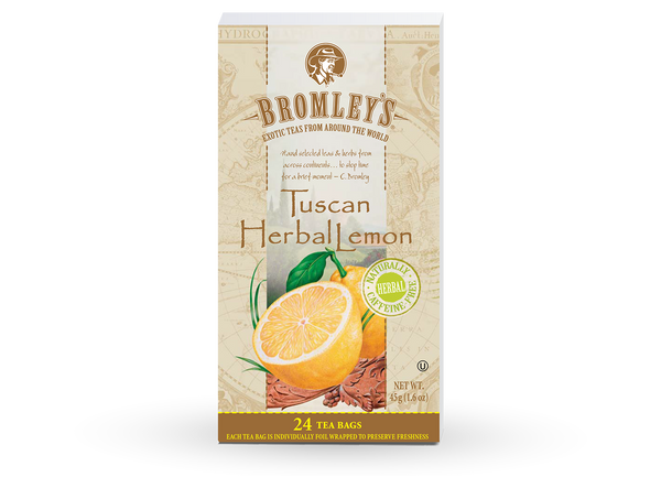 Tuscan Herbal Lemon Tea