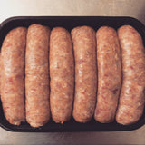 Free Range Rare Breed Chilli and Oregano Pork Sausages