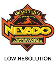 Nevado Mountain Adventures offers free demos on winter wear and ski gear - low resolution logo