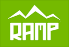 RAMP Sports skis and snowboards available at Nevado Mountain Adventures winter gear demos