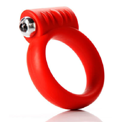 "Vibrating C-Ring 2"" - Silicone Cock Ring for your sensual pleasure by Tantus, from Kitty Vibrators' hand-picked catalogue of vibrators and sexual enhancers, we are dedicated to bringing you only the best premium sextoys and erotic novelties for discerning adults."