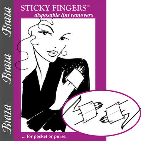 Sticky Fingers Lint Removers - Baretique