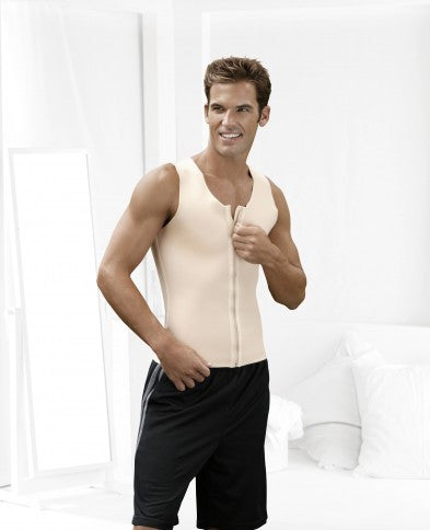 Core 2 Waist and Back Trainer Vest  for Men - Baretique  - 1