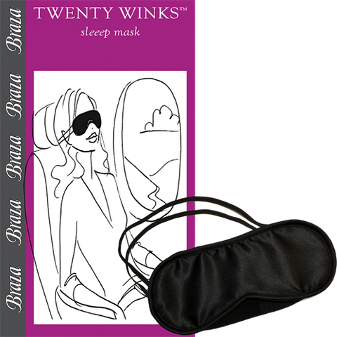 Twenty Winks Sleep Mask - Baretique