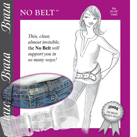 No Belt - Baretique
