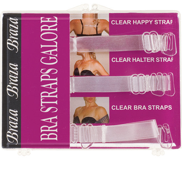Clear Bra Straps Galore Set - Baretique