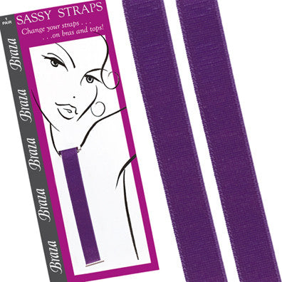 Sassy Straps Colored Bra Straps - Baretique  - 9