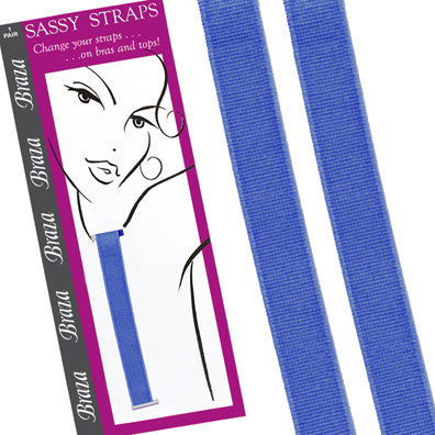 Sassy Straps Colored Bra Straps - Baretique  - 6