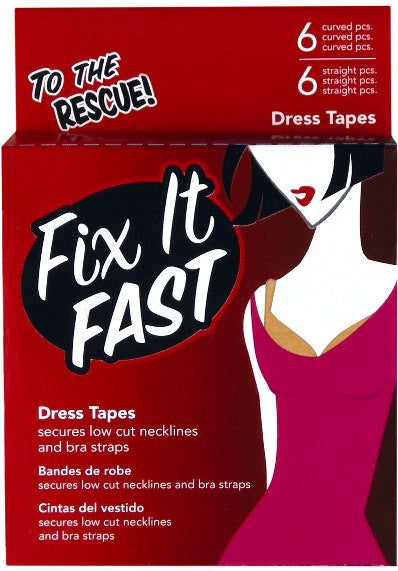Fix It Fast Dress Tapes - Baretique
