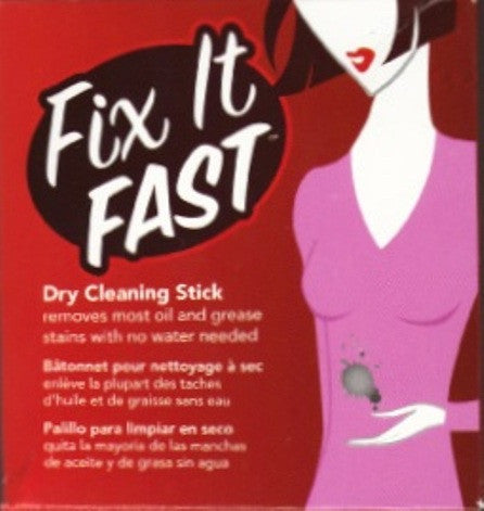 Fix It Fast Dry Cleaning Stick - Baretique